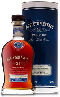 Appleton Estate Rum 21 Year 750ml